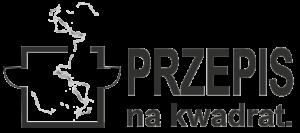Przepis na kwadrat logo